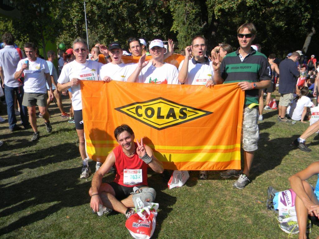 Lefutottuk a Budapest Maratont is 2