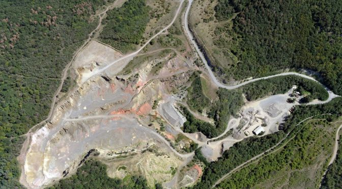 Gyöngyössolymos bányaüzem 2