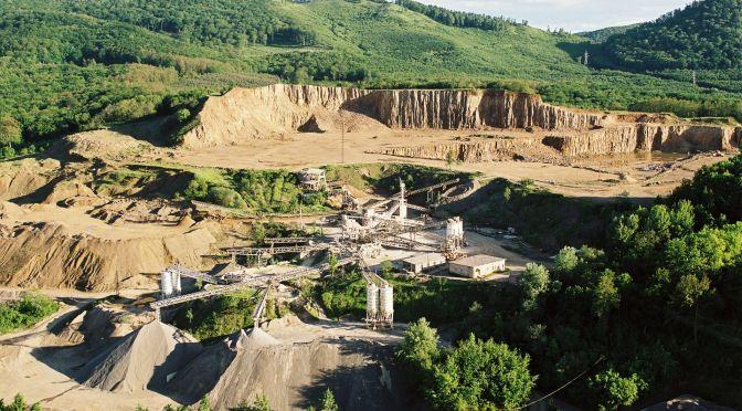 Recsk bányaüzem 1