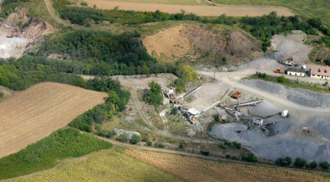 Sárospatak bányaüzem 1