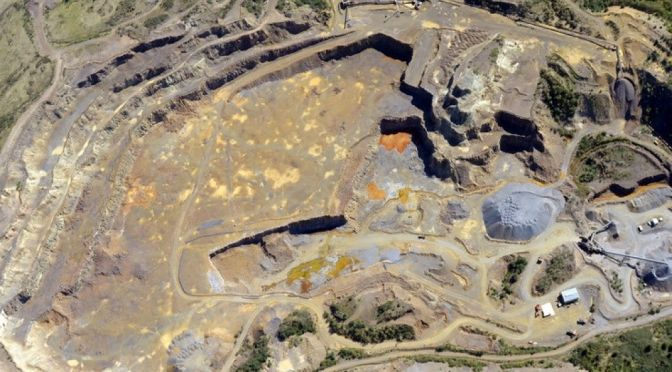 Tállya bányaüzem