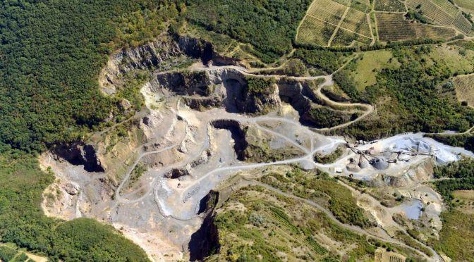 Tarcal bányaüzem 2