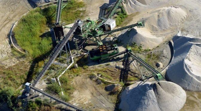 Tiszatarján bányaüzem