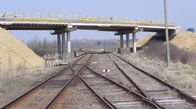 4-es út Debrecen elkerülő hídjai 1