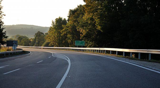 A 76-os főút 11,5 tonnás rekonstrukciója