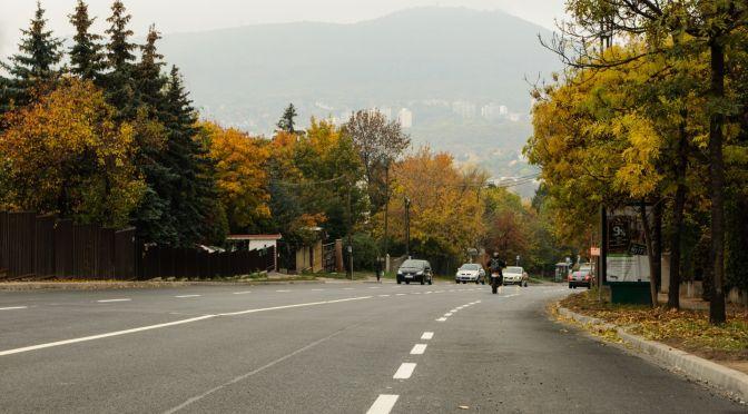 Budapest II. kerületi Kapy és Csévi utcák felújítása 2