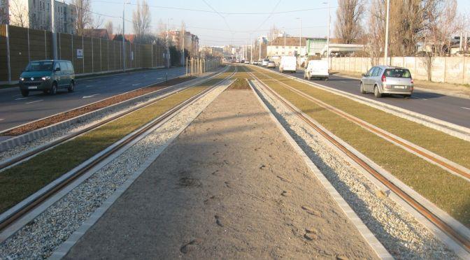 Budapesti 1-es villamos vonal felújítása (Kerepesi út-Fehérvári út) 6