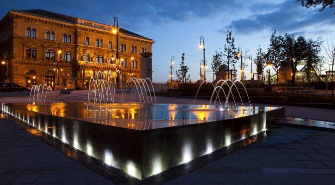 Budapesti 4-es sz. metróvonalhoz kapcsolódó felszíni beruházások