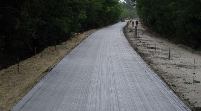 Burkolatfelújítás csúszózsalus betontechnológiával 2