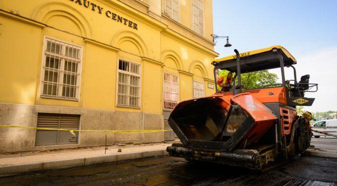 Déli-Belváros megújítása