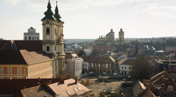 Eger történelmi belvárosának rehabilitációja 1