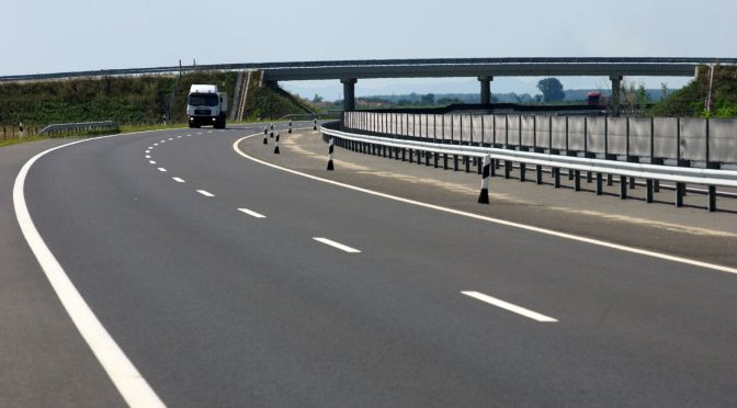 M3 autópálya Nyíregyháza elkerülő 1