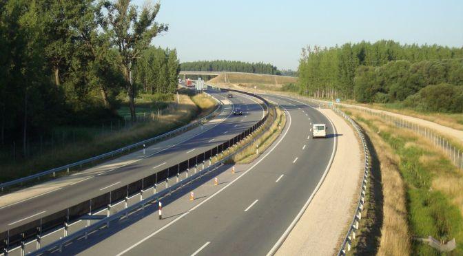 M85 autóút Enese elkerülő szakasz 1