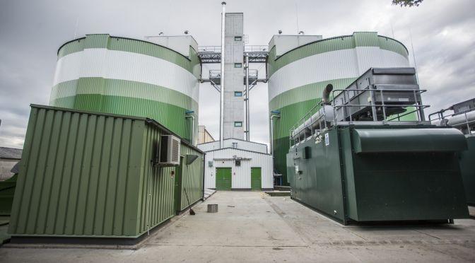 Miskolc biogáz üzem 2