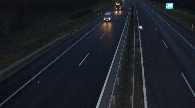 Suttogó aszfalt az M5-ös autópályán