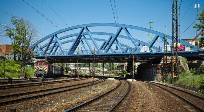 Százlábú híd felújítás 2