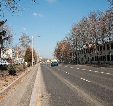 Szeged, Vásárhelyi Pál utca komplex felújítási munkái 8