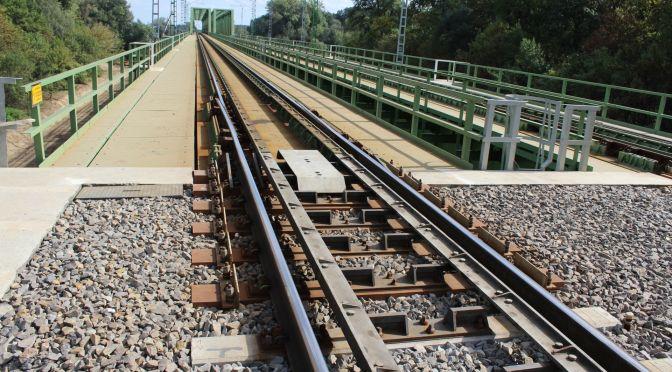 Szolnok-Szajol vasútvonal zúzottkő szállítás 5