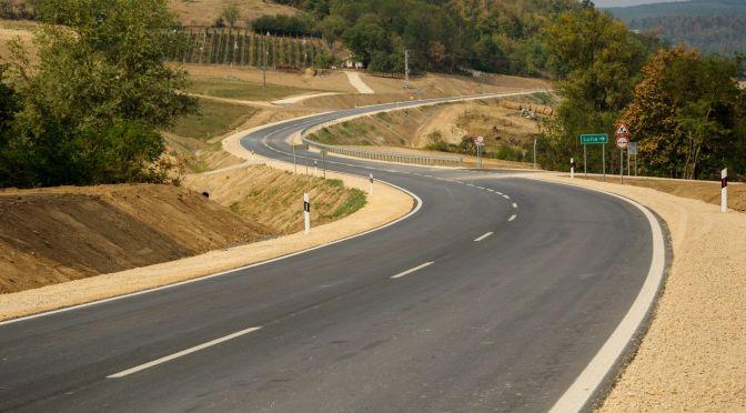 Tab-Lulla bekötőút és Lulla-Balatonendréd összekötő út