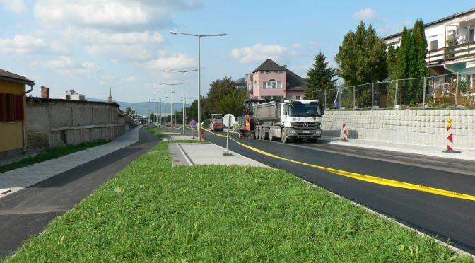 Veszprém észak-déli közlekedési főtengely 1